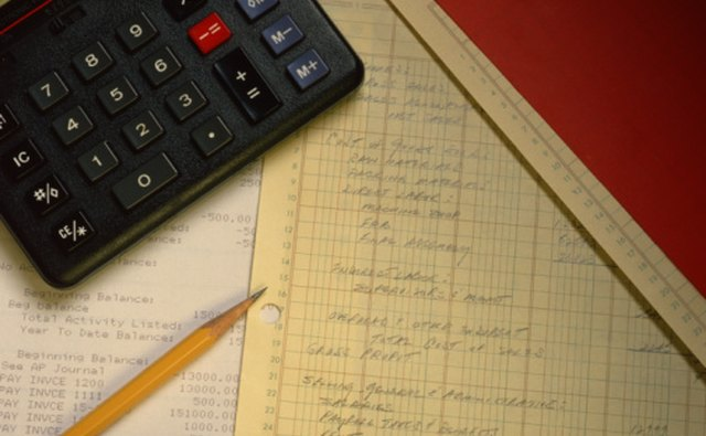 Check industry averages to analyze financial information.