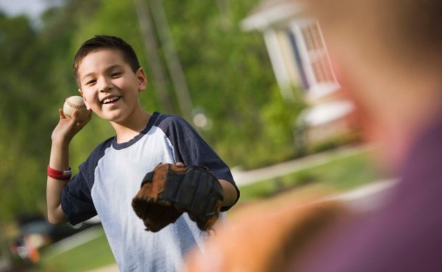 The Sweeney Foundation likes to finance baseball camps.