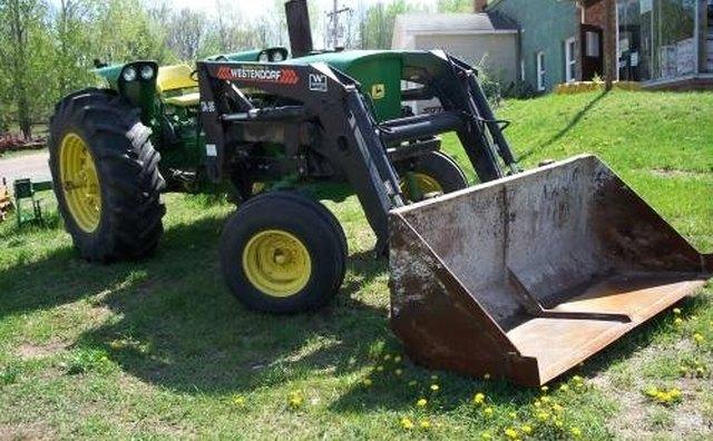 Heavy-Duty Farm Equipment