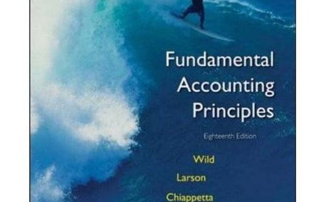 Introductory accounting textbook