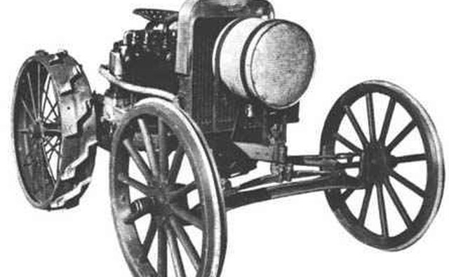 Ford began building tractors to ease the burden of farmers.