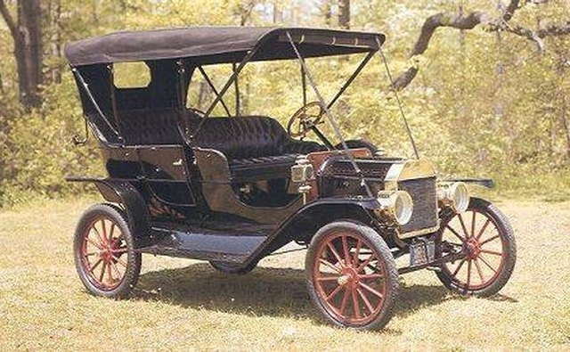 The 1908 Ford Model T changed the way Americans lived.