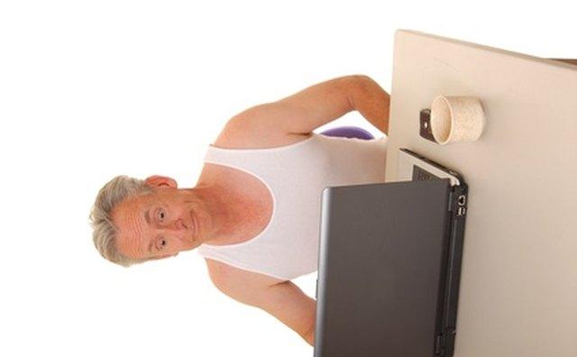 Tutor seniors on computers