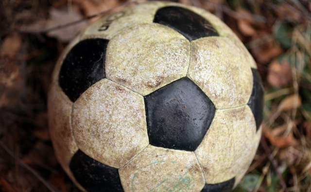 Soccer is an effective military team-building activity.