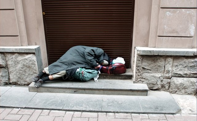 Some cities only allow a homeless shelter in certain areas.