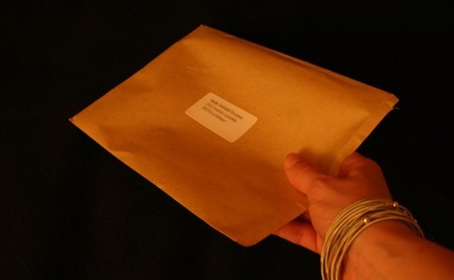 Only certain items can be mailed as Certified Mail, including packages no heavier than 13 ounces.
