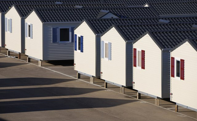 Mobile Home Parks May Be Considered Commercial Property