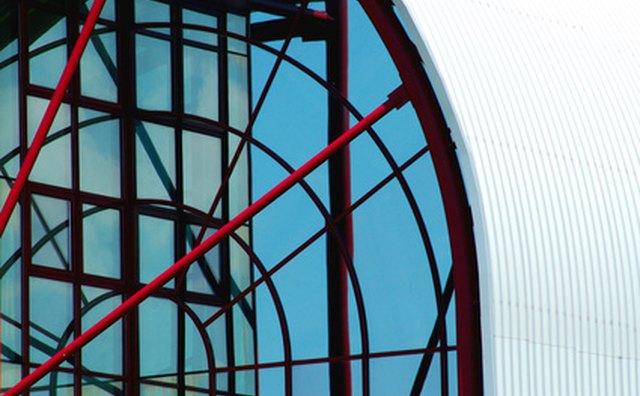A striking use of seamless steel tube