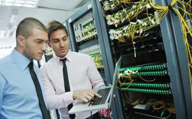 IT in server room probelm solving