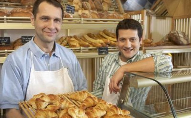 There are many players in the bakery industry.