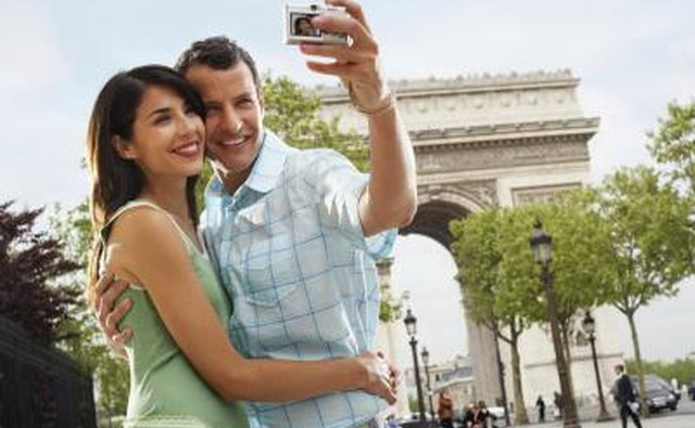 Tourists visit France more than any other country.
