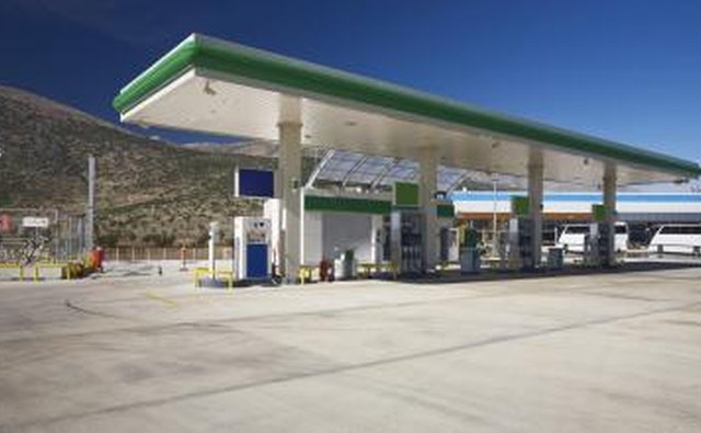 Gas stations with convenience store account for $624 billion in annual sales.
