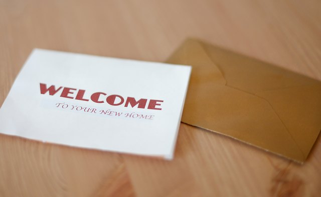 how to welcome a new tenant part 2 bizfluent