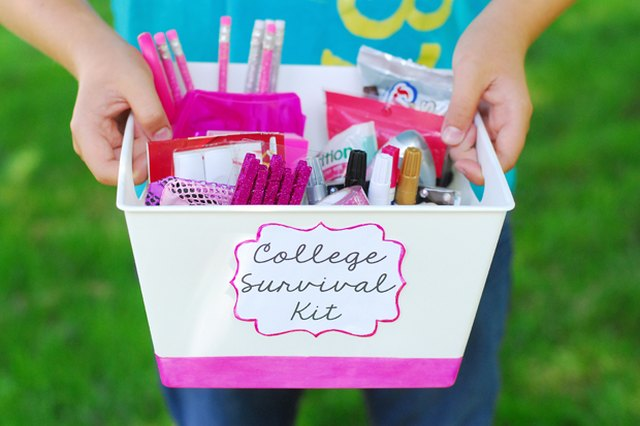 Back to School: College Survival Kit