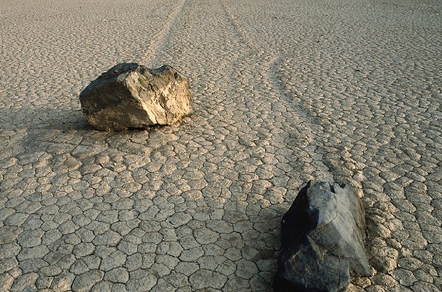 Sailing Stones: Death Valley's Creepy (Still Uncertain) Mystery