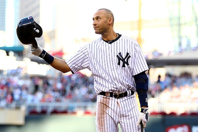 5 Life Lessons from Derek Jeter's Farewell Season that Dads can Teach Their Kids