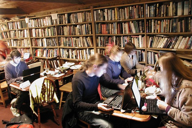 9 Things to Do When You Hit the NaNoWriMo Wall