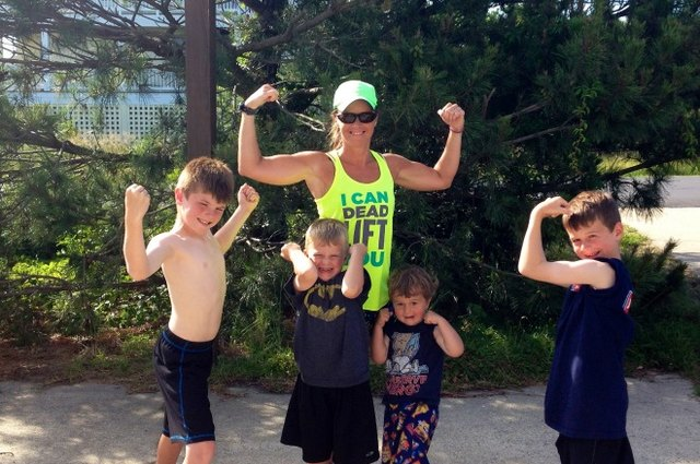 Meet Lisa Gulley: Mother of Four and Fitness Expert