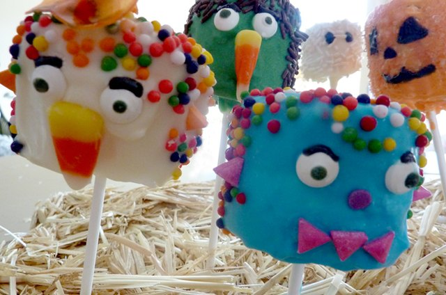 Marshmallow Monsters: Fast. Festive. Fun.