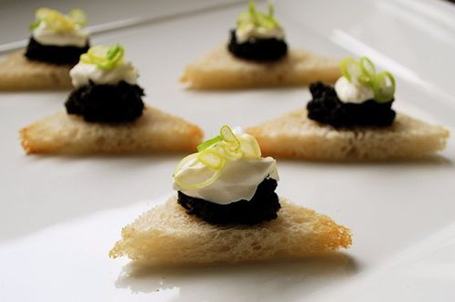 Crunchy, Classy Crostini: A Must for Your Next Cocktail Party