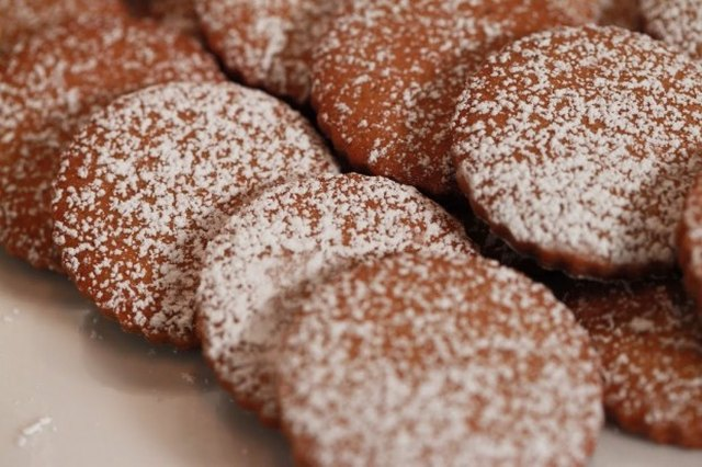 Honey Gingerbread Cookie Recipe