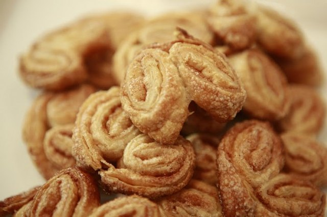 """Elephant Ear"" Palmier Recipe"