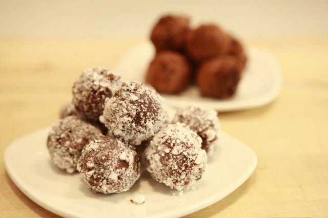 Homemade Chocolate Peppermint Truffle Recipe