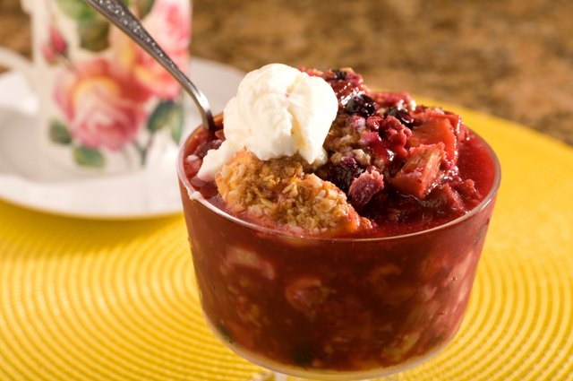 Keep the Heat Away: Summer Mixed Fruit Cobbler