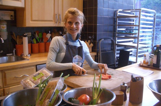 How Clean Eating Saved My Life: Amie Valpone