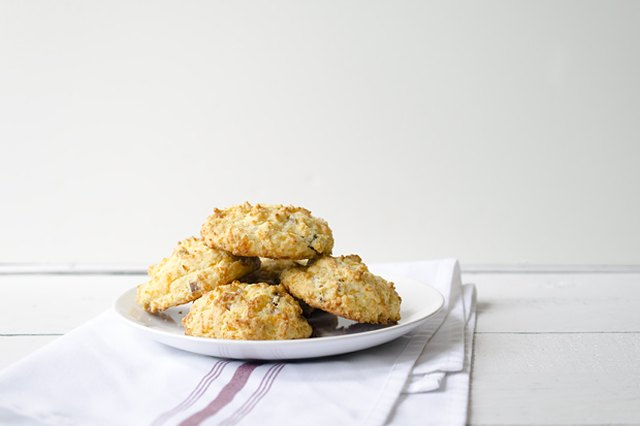 Anytime is a Good Time for Bacon Cheddar Biscuits