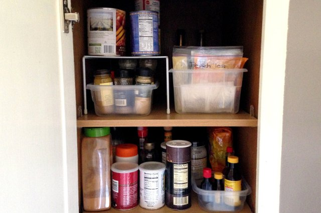Pantry Showdown: Time to Show That Space Who's Boss