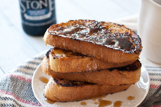 Beer for Breakfast: 10 Great Recipes That Let You Open a Beer Before Noon