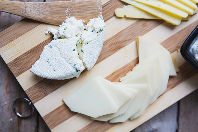 Make Your Own Cheese: Chive Farmer's Cheese