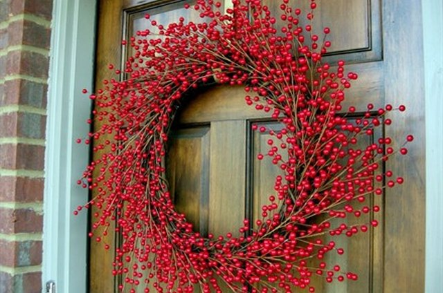 The Triple Holiday Wreath