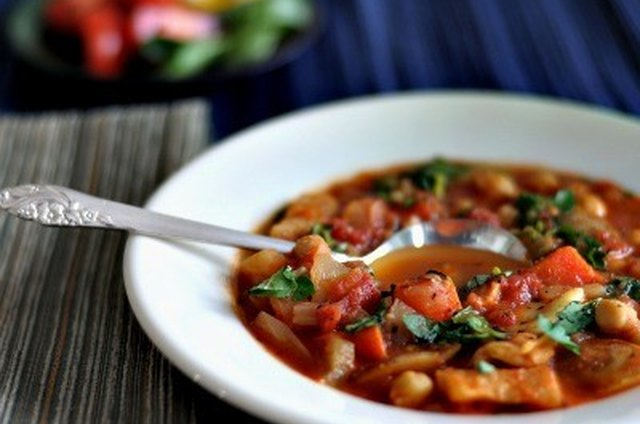 Vegetarian Minestrone with Fennel