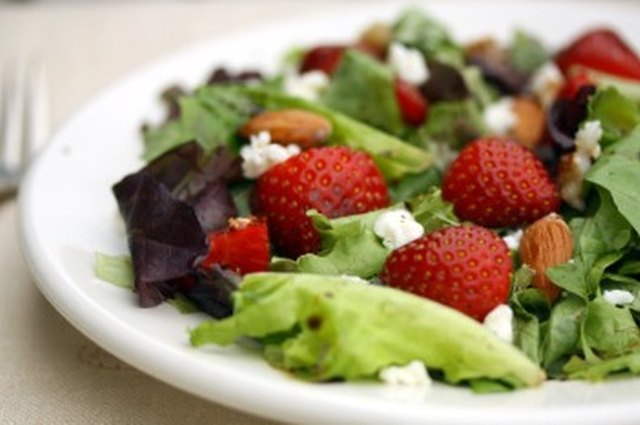 Fresh Ideas: Strawberry Salad