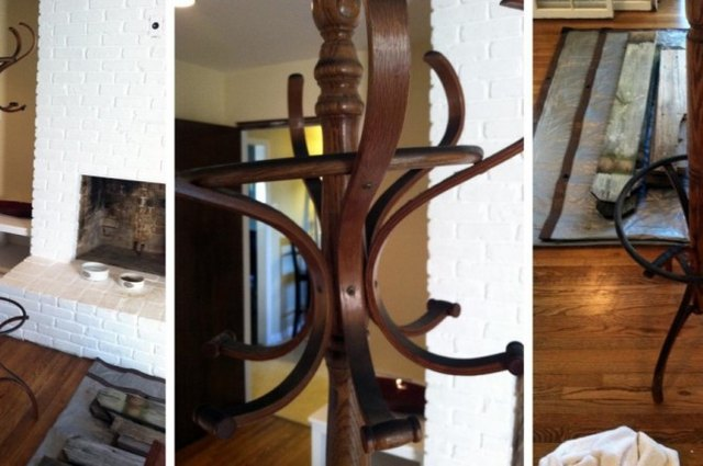Before & After: Coat Rack