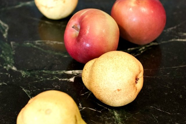 Fresh Ideas: Apples, Pears & Rosemary