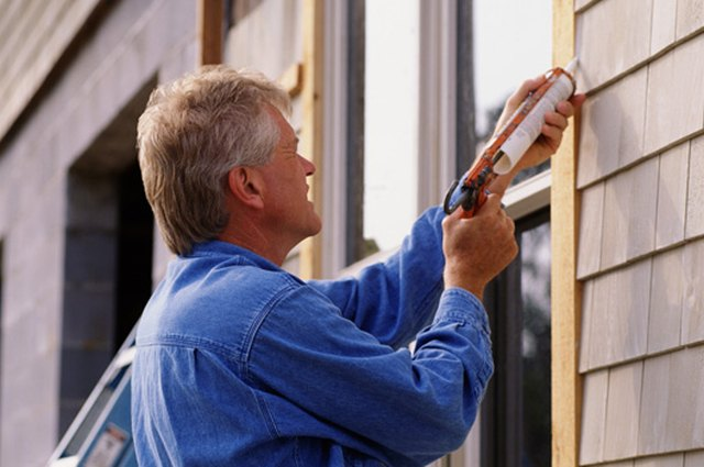 How to Caulk Around Your Windows to Tighten Up Your Home