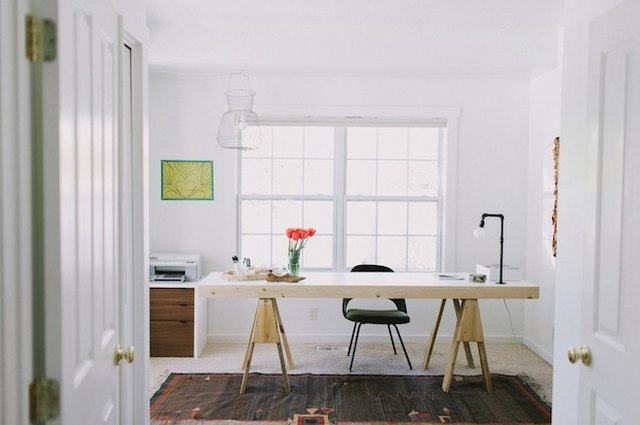 How to Create a Functional Yet Stylish Workspace