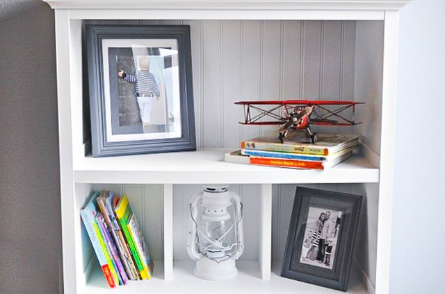 How to Upcycle a Cheap, Old Bookcase Into a New, Design-Worthy Piece