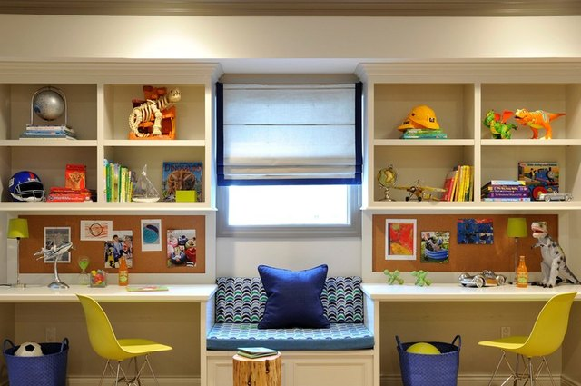 Create Inspiring Study Spaces for Kids