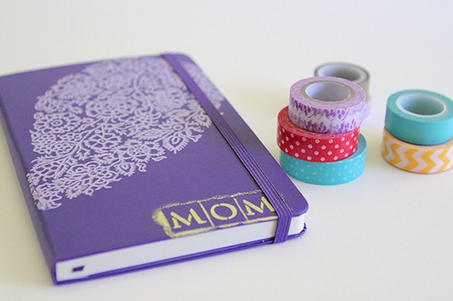 Mother's Day DIY: Gratitude Journal