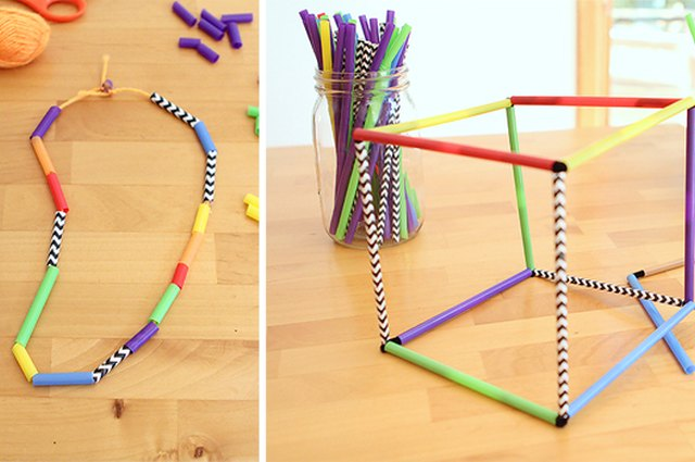 Fun with Silly Straws, Two Ways