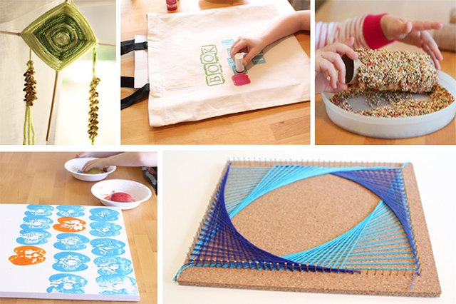 10 Classic Camp Crafts to Try at Home
