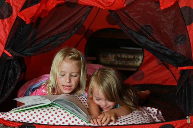How to Have a Stay-at-Home Camping Adventure for Kids