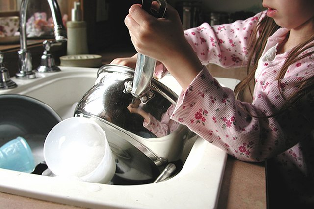 Kids and Chores: To Pay or Not to Pay?
