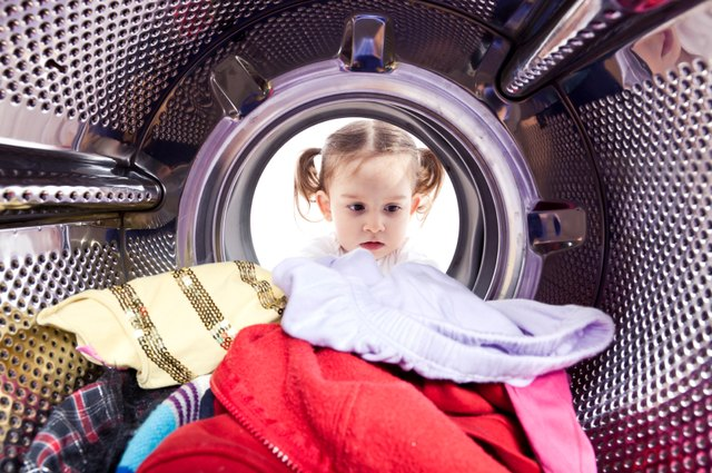 When Cleaning Products Look like Candy: 4 Simple Steps on How to Keep Kids Safe Around Laundry Room Dangers