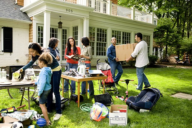 11 Important Tips for a Profitable Garage Sale