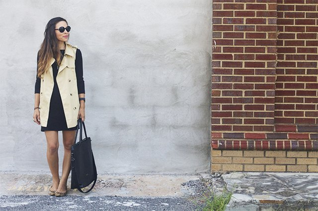 How to Style a Classic Trench Coat, 2 Ways